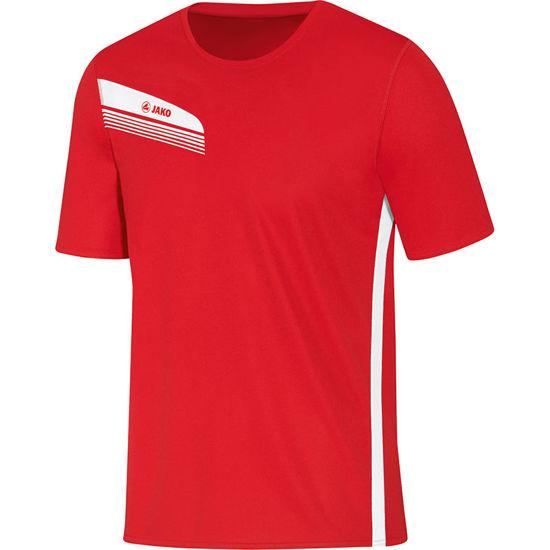 Afbeeldingen van T-shirt Athletico  rood/wit