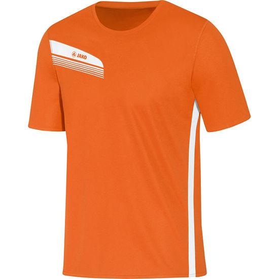 Afbeeldingen van T-shirt Athletico  oranje/wit